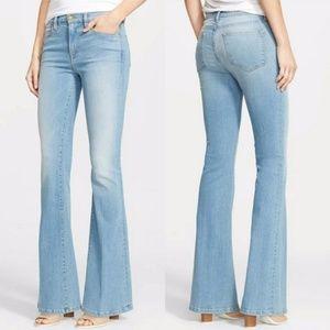FRAME Denim Le High Flare Jeans Size 24